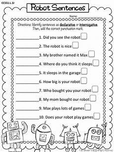 2 robot math freebies a language arts freebie