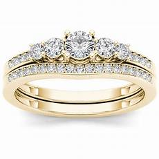forever 1 carat t w princess baguette and