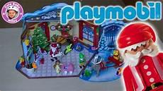 playmobil adventskalender der weihnachtsmann mit miley