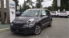Fiat 500l Lounge - 2014 fiat 500l lounge maual w panoramic roof review