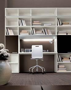 libreria con scrivania integrata libreria con scrivania idee di design per la casa
