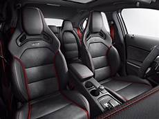 amg performance sitze f 252 r den a45amg mit memory funktion