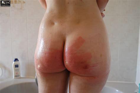 Bare Butt Whipping