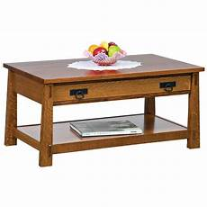 Amish Coffee Table modesto coffee table amish occasional tables amish tables
