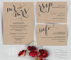 Mr And Mrs Wedding Invitations mr and mrs wedding invitation instant by