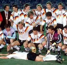 Weltmeister 1990 Was Aus Den Deutschen Helden Rom
