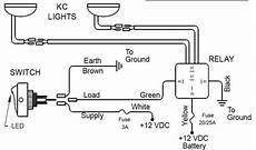 wiring diagram spotlights 5 pole relay new kc slimlites what to do f150online forums