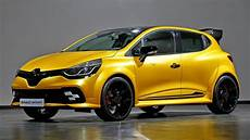 Renault Has Produced A Special Clio Rs Top Gear