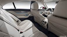 2019 mercedes cls interior rear seats hd