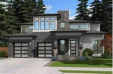 contemporary prairie style house plan with lots of options 23506jd architectural designs