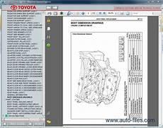 car maintenance manuals 1997 toyota previa user handbook toyota previa tarago repair manuals download wiring diagram electronic parts catalog epc