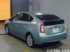 2012 Toyota Prius Hybrid Green For Sale Stock No 51932