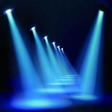 10x10ft indoor spot lights stage passage dark blue room custom studio backdrop