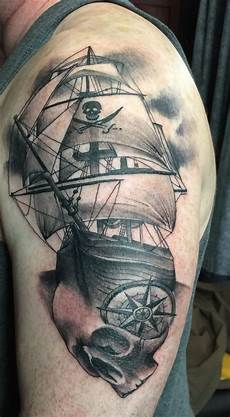 My Pirate Ship The Compass Going To Add More