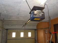Systeme D Ouverture Electrique Pour Porte De Garage Ref