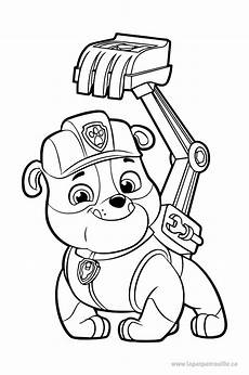 Gratis Malvorlagen Paw Patrol Junior Coloriages Magiques Coloriage Pat Patrouille Heros