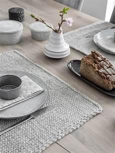 Tischsets Selber Machen - diy gestrickte tischsets selber machen mxliving