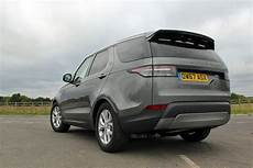 land rover discovery commercial review 2018 parkers
