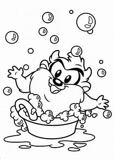 baby looney tunes coloring pages to and print for