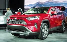 2019 Toyota RAV4 First Look SUV Bestseller Gets New AWD