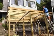 terrasse sur pilotis veranda styledevie fr