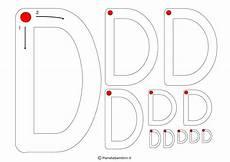 scrivere lettere d schede per imparare a scrivere le lettere dell alfabeto