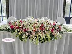 Wedding Table Flower Arrangements Ideas