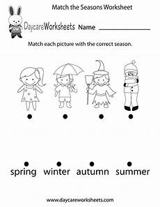 seasons worksheets printable 14749 free preschool match the seasons worksheet