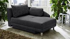 recamiere roy sofa funktionssofa anthrazit schlaffunktion