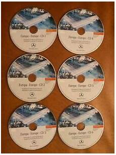 navi cd dvd mercedes europa aps 50 comand audio ebay