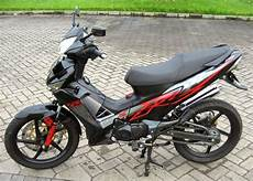 Modifikasi Supra X 125 Touring by Gambar Modifikasi Supra X 125 Sederhana Terbaru Model Road