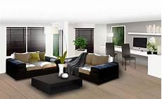 salon design contemporain amenagement et decoration salon design en image