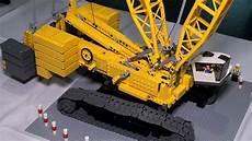 lego technic custom cranes brick bash 2016