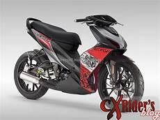 Modifikasi Motor Revo Fit 2012 by Koleksi Foto Modifikasi Motor Revo 110 Terlengkap