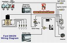 ford 9n 2n wiring diagram mytractorforum the friendliest tractor forum and best place