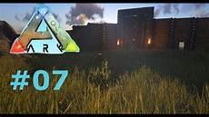 Ark Survival Evolved 07 Zaun Errichten Lets Play Ark