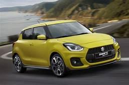 2018 Suzuki Swift Sport – Price Specs And Release Date