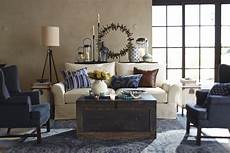 Pictures Of Pottery Barn Living Rooms the domestic curator pottery barn s 2014 indigo collection