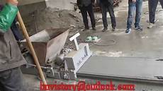 make light weight concrete wall panels lightweight concrete wall panel machine lightweight wall panel extruder youtube