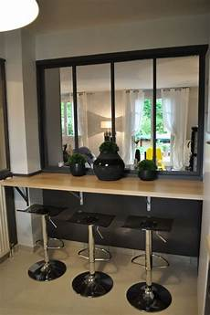 verriere separation cuisine aur 233 lie h 233 mar architecte d int 233 rieur d 233 coratrice tv http