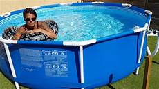 Finitions Piscine Intex Tubulaire 3 05 216
