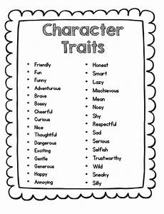 print character worksheets 19313 s grade snippets teaching character analysis in the primary grades