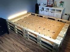 podestbett bauen praktische lasung fa 1 4 rs moderne