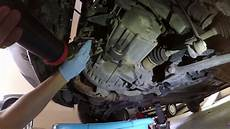 fiat panda 11 gearbox transmission fluid change