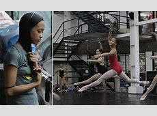 The slumdog ballerina: Garbage picker, 14, who grew up on