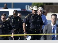 cop killed in texas today