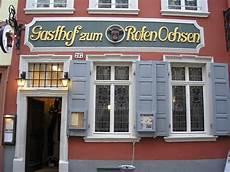 Roter Ochse Heidelberg Foto Bild Deutschland Europe