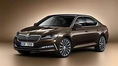 2020 Skoda Superb Facelift Goes Official With In Hybrid