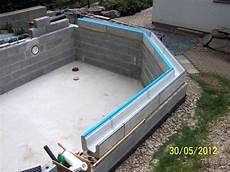 Schwimmbecken Selber Bauen Elegantes Glasfaser Pool