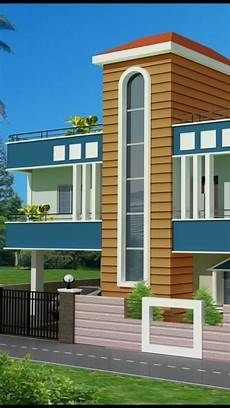 duplex house plans with elevation 35 x 36 east face duplex house plan with 3d front